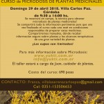 Curso Carlos Paz 29 de abril 2018